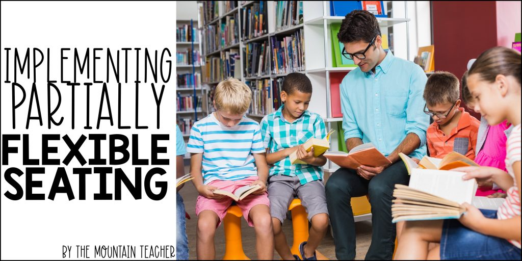 Implementing Partially Flexible Seating