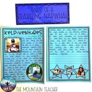 https://www.teacherspayteachers.com/Product/Traveling-Class-Mascot-with-Traveling-Journal-3855101