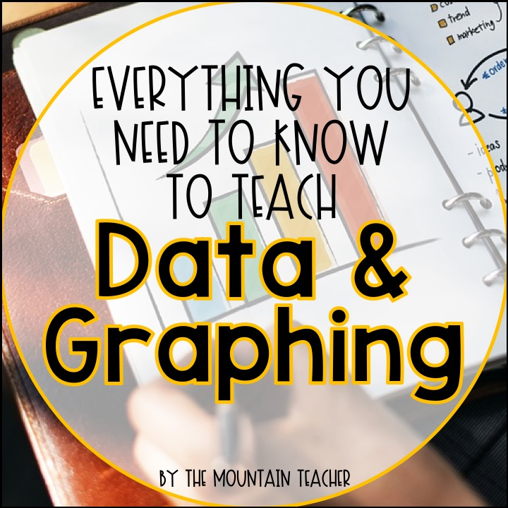 Everything you need to know to teach data and graphing to second grade students.