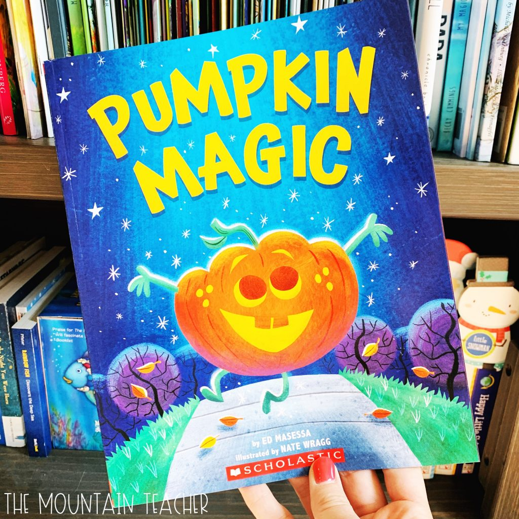 Halloween Read Alouds for Any Classroom: Pumpkin Magic