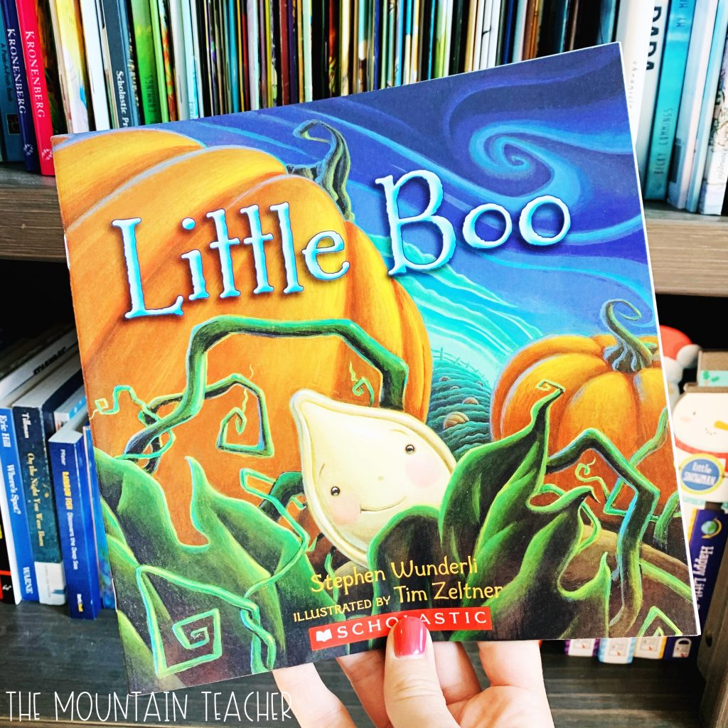 Halloween Read Alouds for Any Classroom: Little Boo
