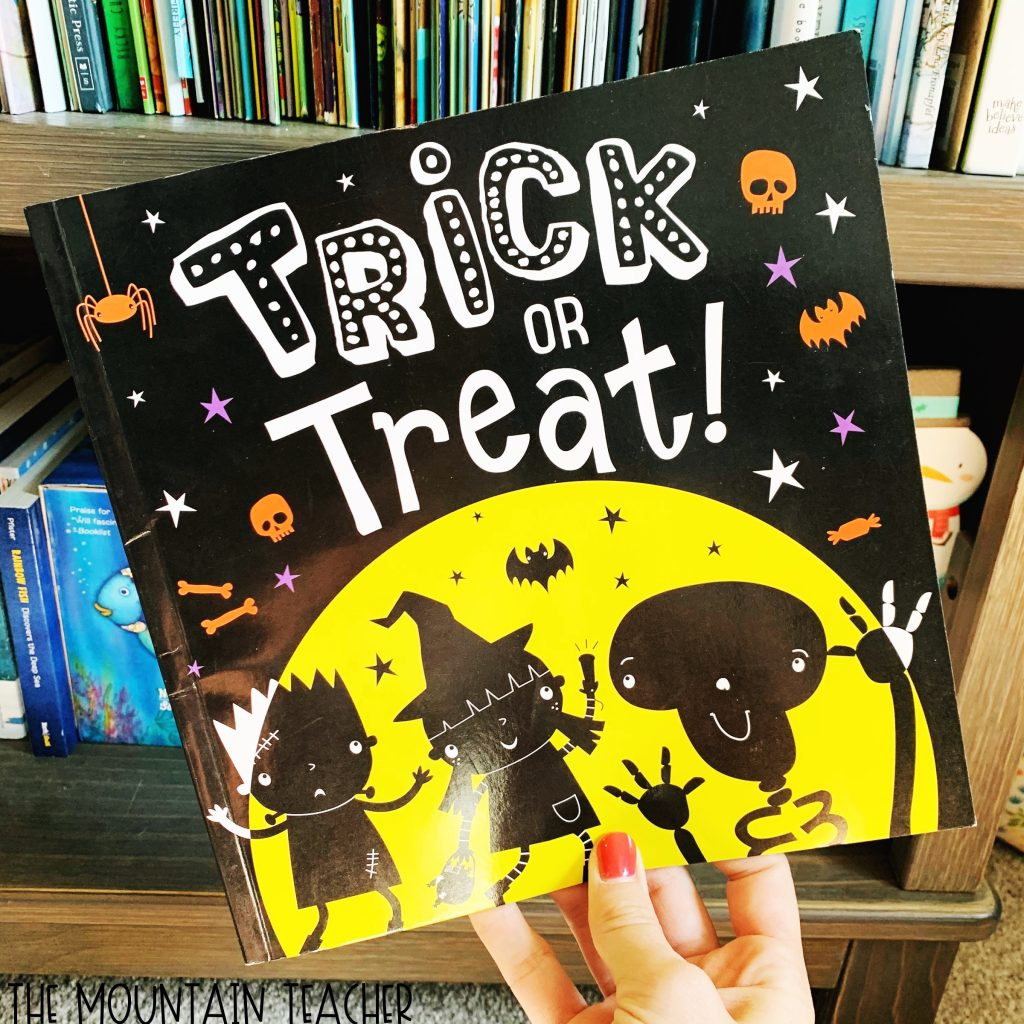 Halloween Read Alouds for Any Classroom: Trick or Treat