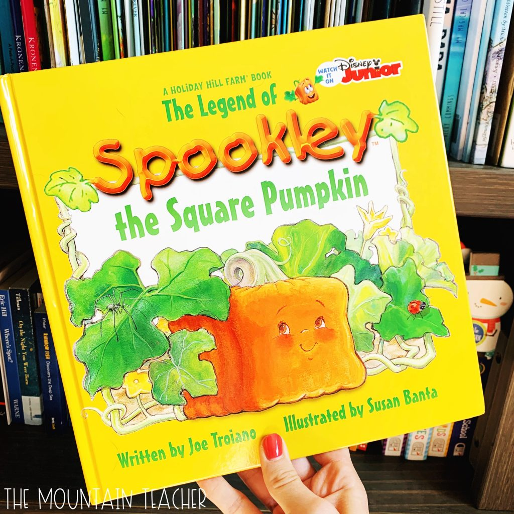 Halloween Read Alouds for Any Classroom: Spookley the Square Pumpkin
