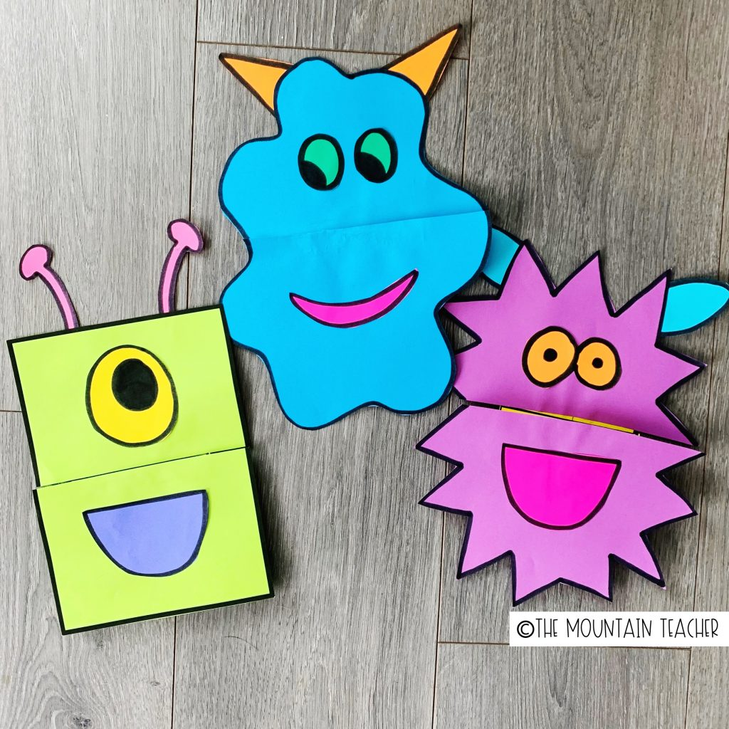 Teaching Simile Monsters to Elementary Students 527