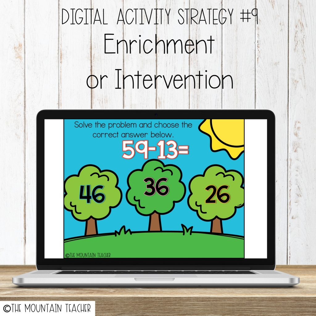 Ways to Use Digital Activities In Elementary Classrooms 1010