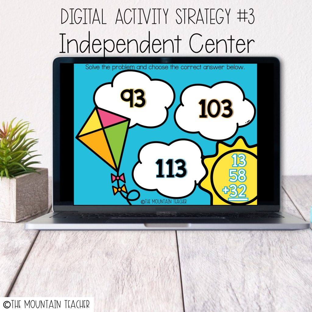 Ways to Use Digital Activities In Elementary Classrooms 404