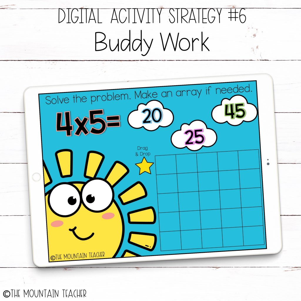 Ways to Use Digital Activities In Elementary Classrooms 707