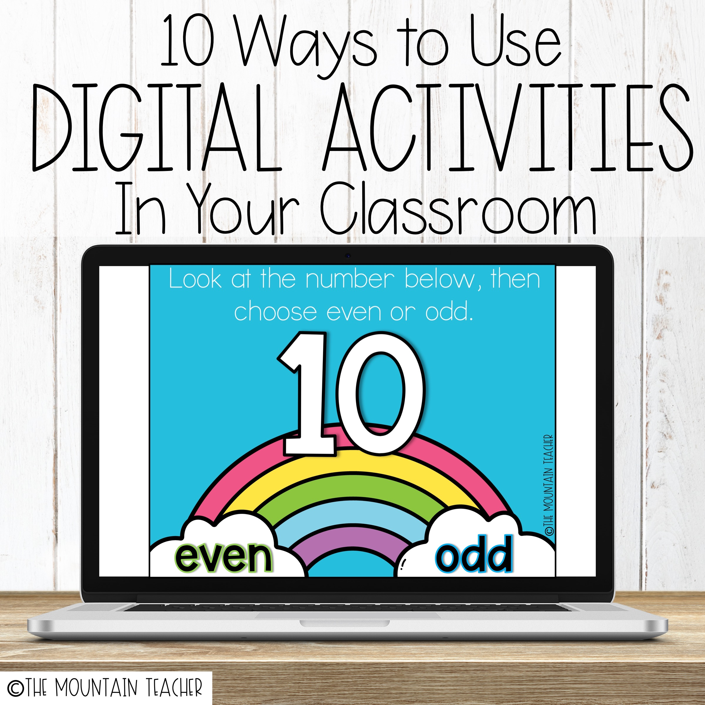 10 Ways to Use Digital Activities In Elementary Classrooms