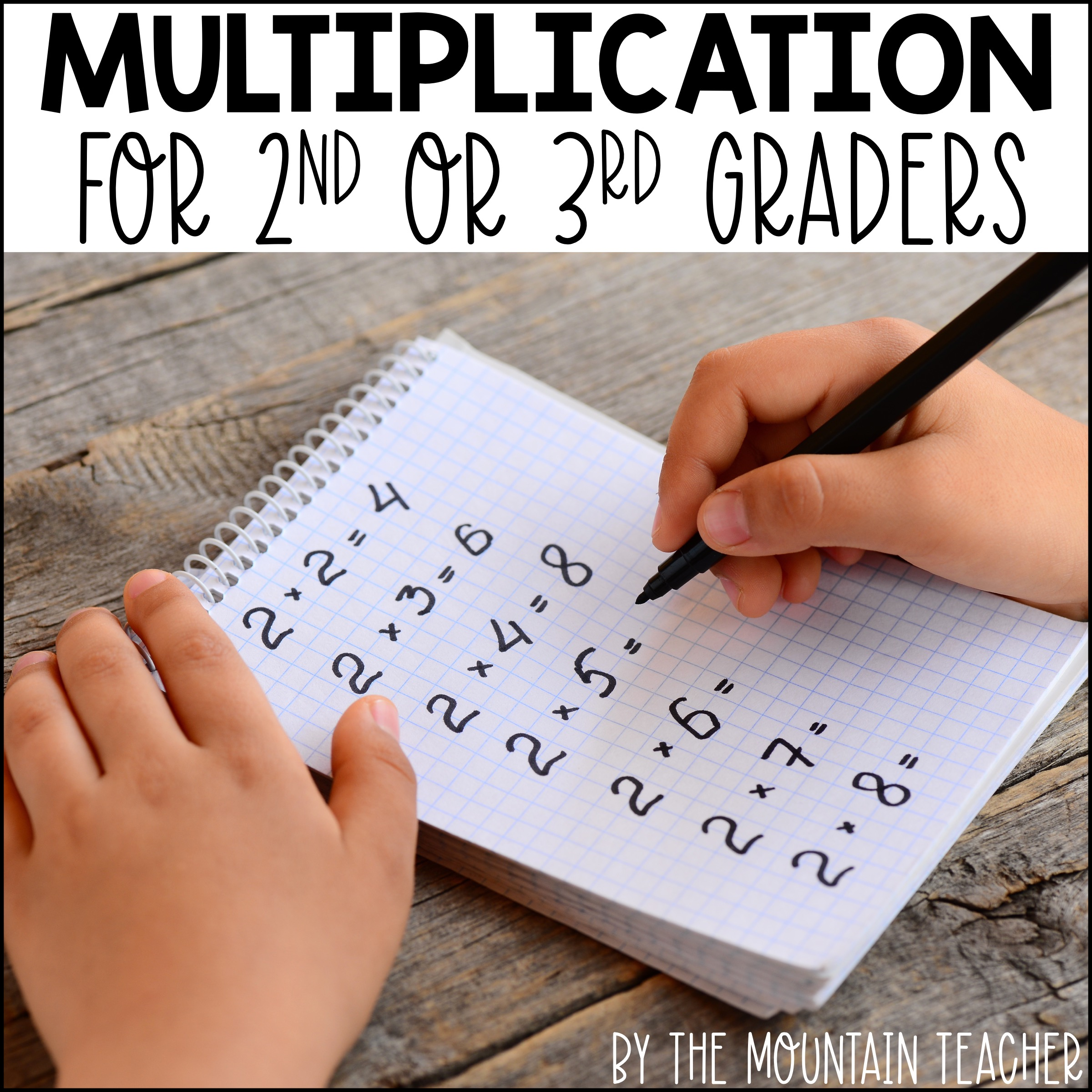 Teaching Multiplication in 2nd Grade