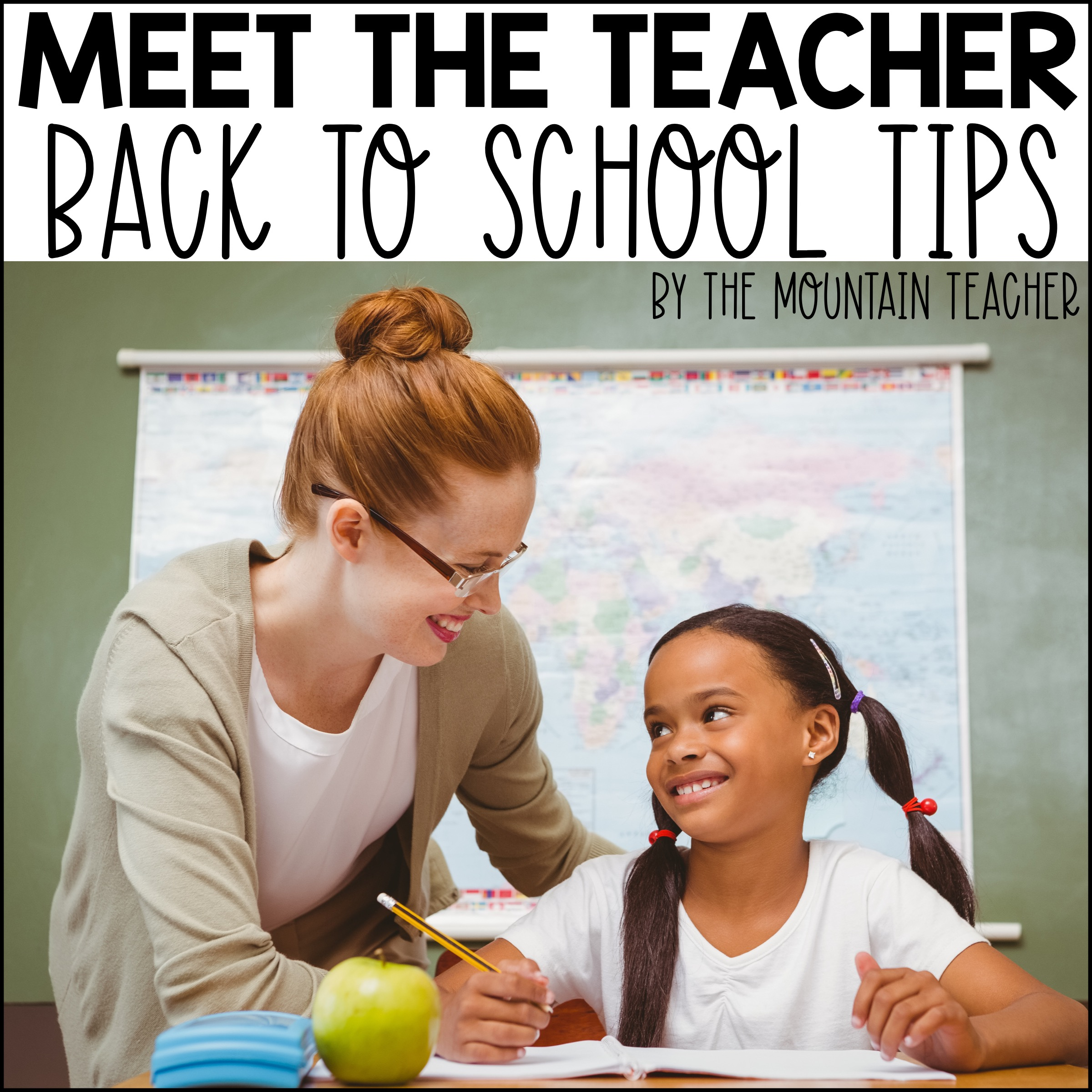 What to Include in a Meet the Teacher Template