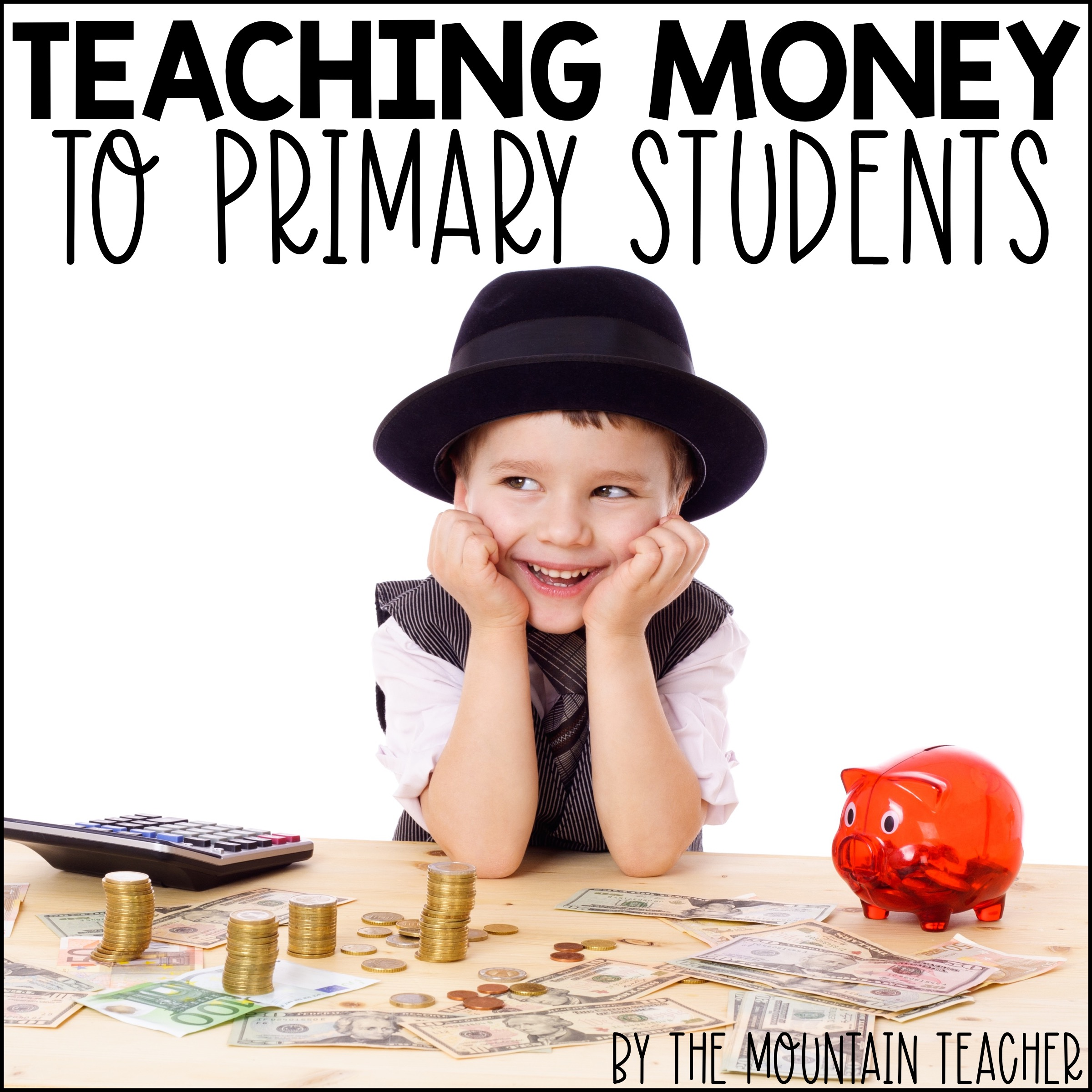 Teaching Money in 2nd Grade
